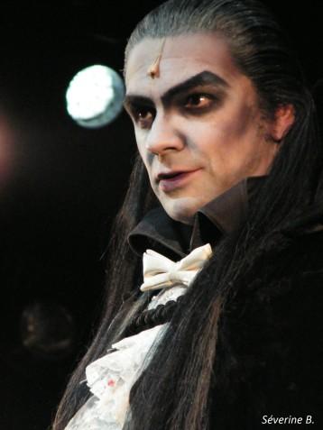 Bal des vampires Stéphane métro 2