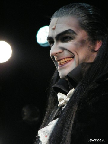 Bal des Vampires Stéphane métro