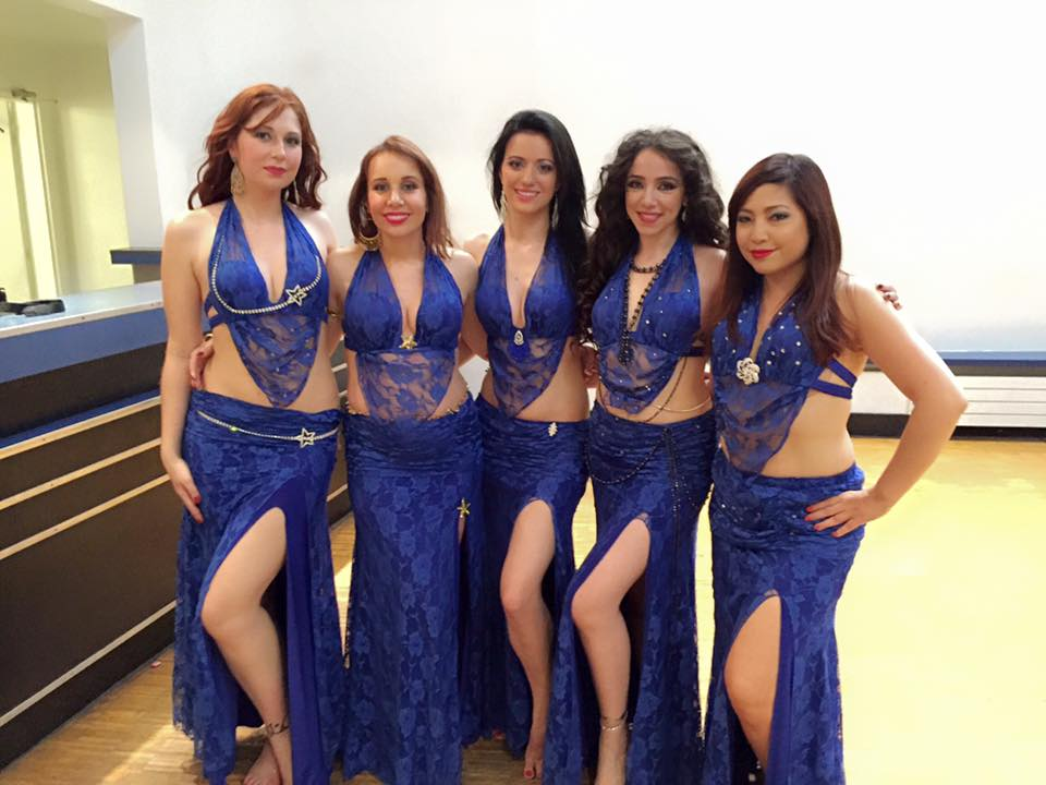 Costumes danse orientale