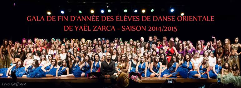 photo de groupe yael zarca