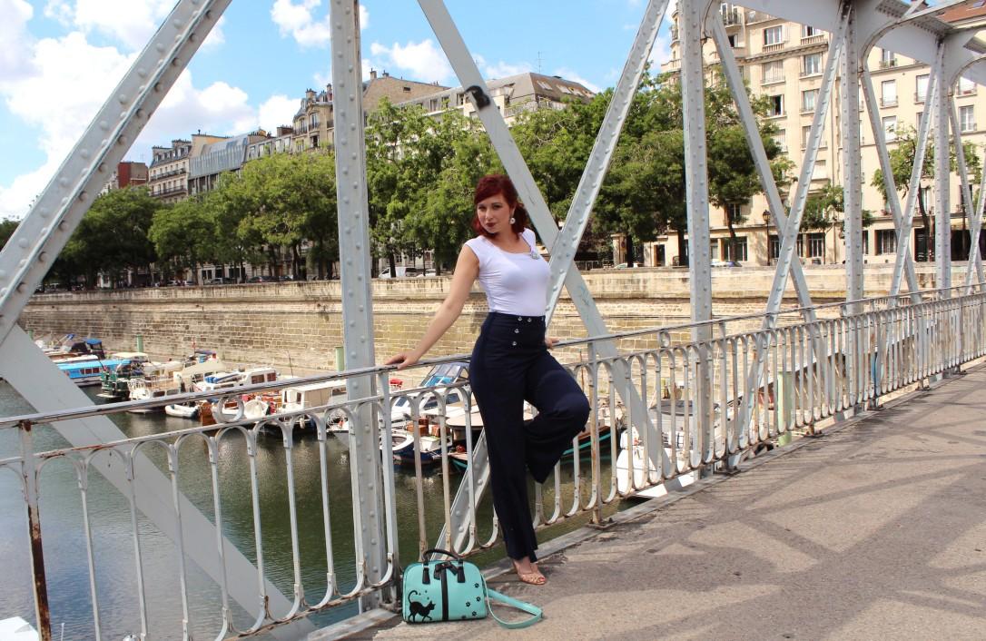 Vintage Paris Bercy