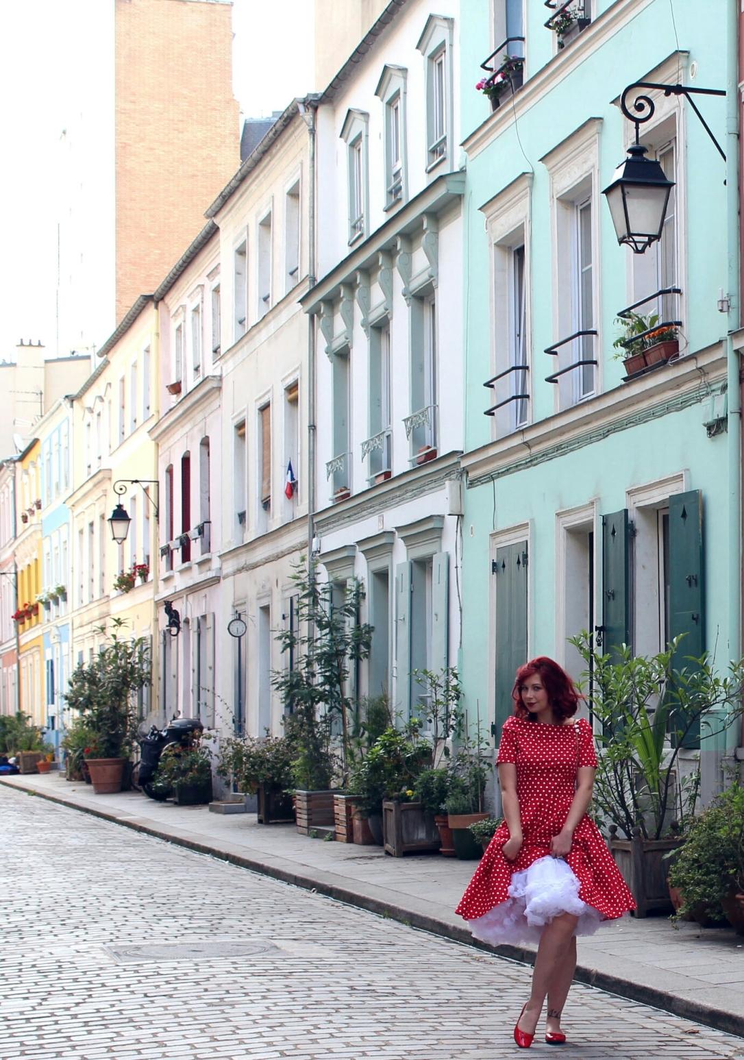Vintage rue crémieux