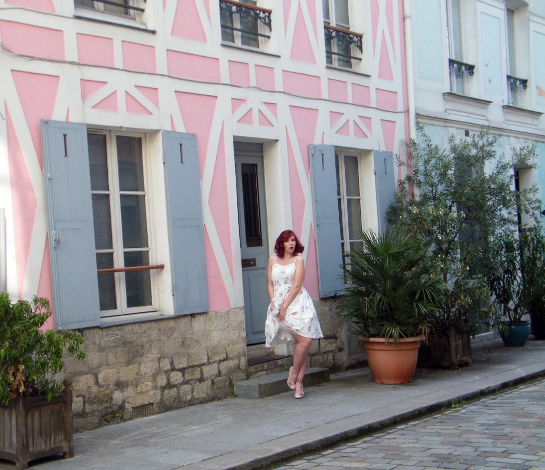 Yumi Dress Rue Cremieux