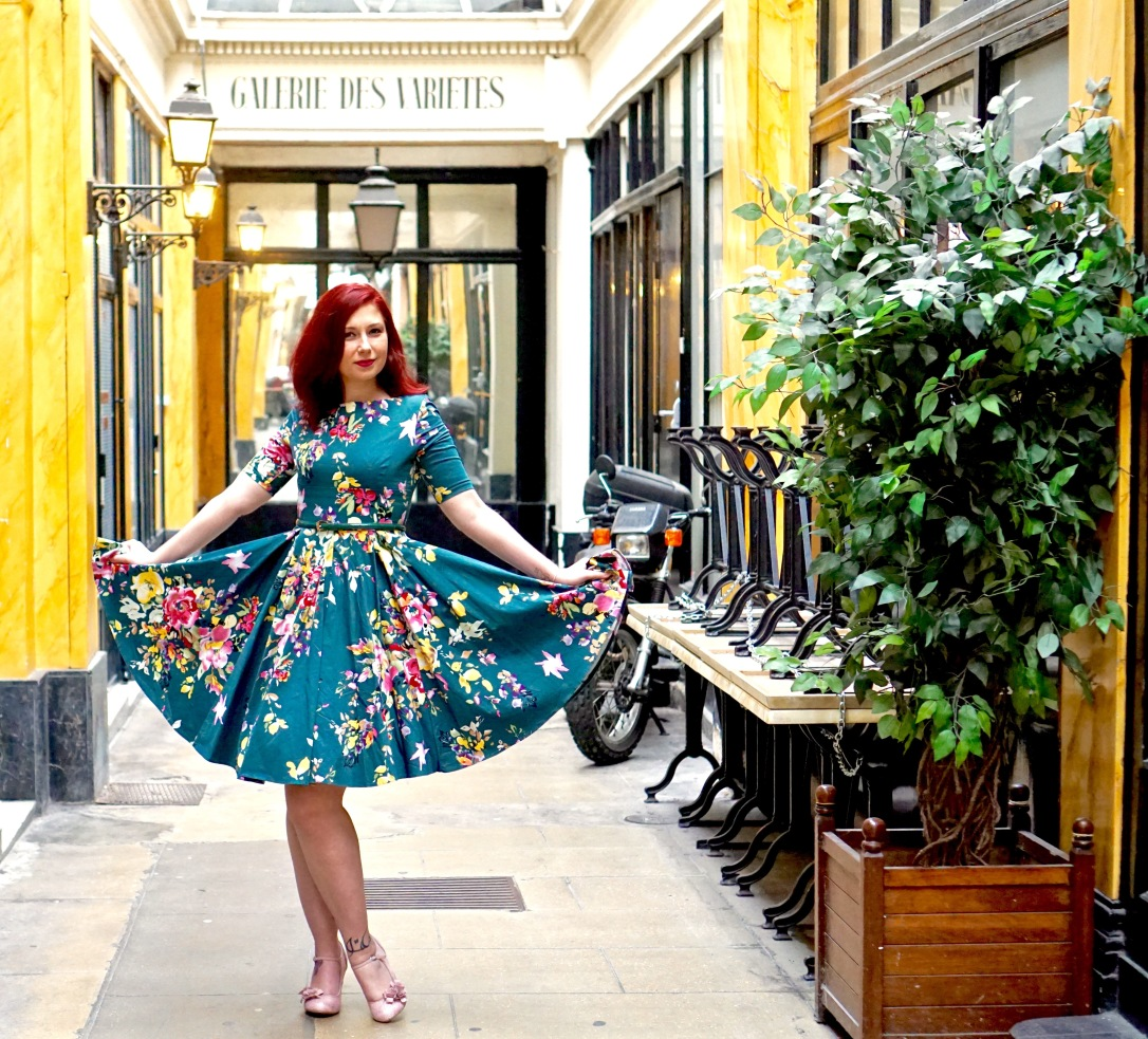 Pretty dress in seville