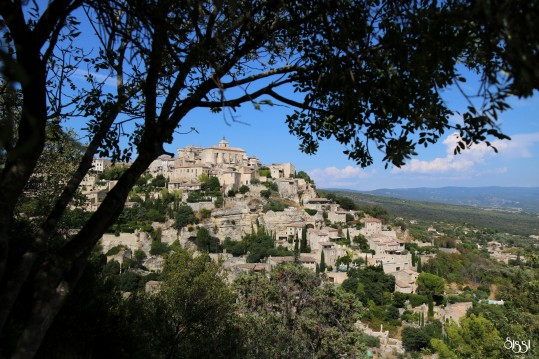 Gordes Luberon Village France